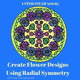 STEM/STEAM - Mother's Day/Father's Day - Symmetrical Design and Card