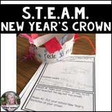STEM STEAM New Year's Crown