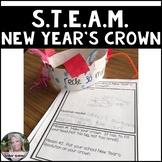 New Year's STEM Crown