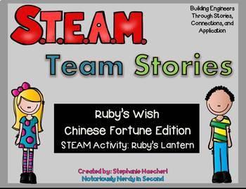 STEM/STEAM-Ruby's Wish (ELA, SS, Math, Science, ART, STEAM)