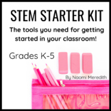 STEM/STEAM STARTER KIT BUNDLE