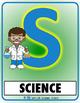 STEM STEAM STREAM Classroom Posters FREEBIE!