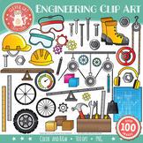STEM Engineering Clip Art