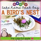 STEM & STEAM Take Home Book Bags: A Bird's Nest