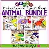 STEM & STEAM Take Home Book Bags: Animal Bundle