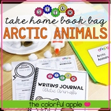 STEM & STEAM Take Home Book Bags: Arctic Animals