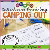 STEM & STEAM Take Home Book Bags: Camping