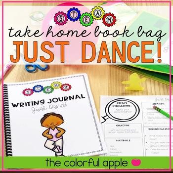 STEM & STEAM Take Home Book Bags: Dance