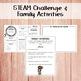 STEM & STEAM Take Home Book Bags: Tennis