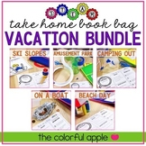 STEM & STEAM Take Home Book Bags: Vacation Bundle
