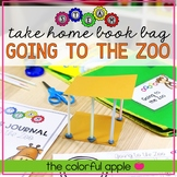 STEM & STEAM Take Home Book Bags: Zoo Animals
