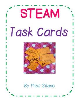 STEM/ STEAM Task Cards
