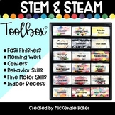 STEM/STEAM Toolbox  Bundle-Editable
