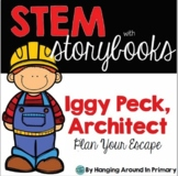 STEM Activities with Picture Books - Iggy Peck, Architect