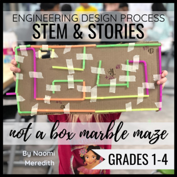 STEM & STORIES: Activity to Support Not a Box by Antoinette Portis