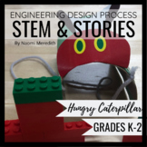 STEM & STORIES: Activity to Support The Very Hungry Caterpillar by Eric Carle