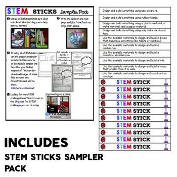 STEM Sampler Pack