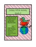 STEM Santa's Sleigh Project
