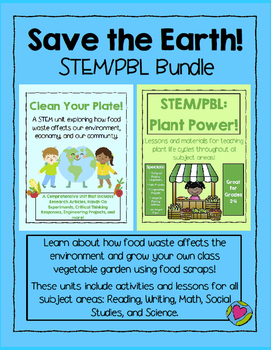 STEM: Plants and Food Waste