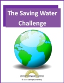 STEM Saving Water Challenge - Distance Learning