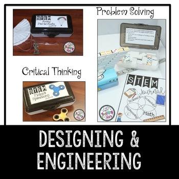 STEM School Box Challenges