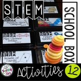 STEM School Box Challenges