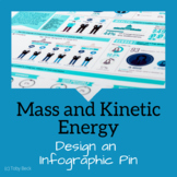 STEM Science Mass and Kinetic Energy (Pinterest Challenge)