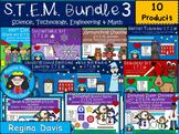 STEM Bundled Set 3 Science, Technology, Engineering & Math