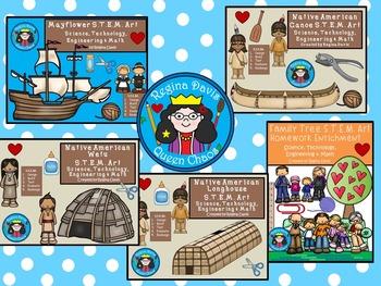 STEM Bundled Set 5 Science, Technology, Engineering & Math