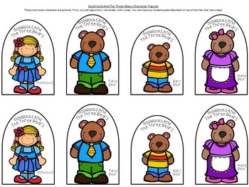 STEM Science, Technology, Engineering & Math: Goldilocks And The Three Bears