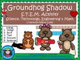 STEM Science, Technology, Engineering & Math: Groundhog Shadows