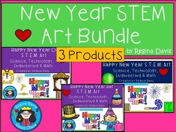 STEM Science, Technology, Engineering & Math...Happy New Y