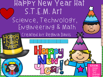 STEM Science, Technology, Engineering & Math: Happy New Ye
