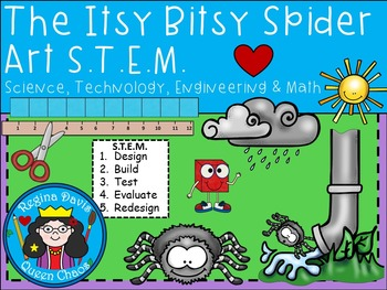 STEM Science, Technology, Engineering & Math: Itsy Bitsy S