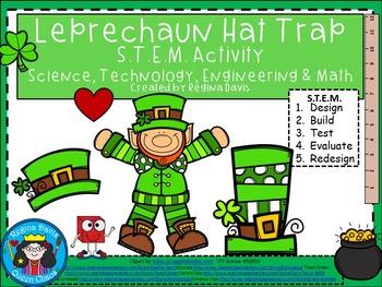 STEM Science, Technology, Engineering & Math: Leprechaun Hat Trap
