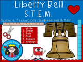 STEM Science, Technology, Engineering & Math: U.S.A. Symbols...Liberty Bell