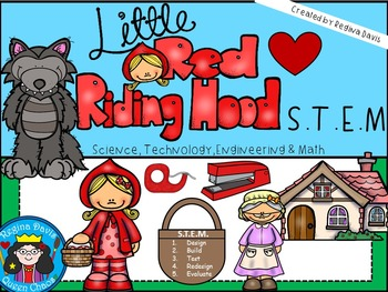 STEM Science, Technology, Engineering & Math: Little Red Riding Hood