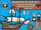STEM Science, Technology, Engineering & Math: Mayflower Pilgrim Art
