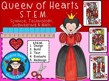 STEM Science, Technology, Engineering & Math: Queen of Hea