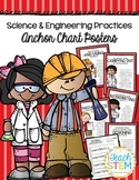 STEM Science and Engineering Practices Anchor Chart Classroom Posters
