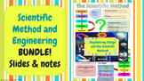 NATURE OF SCIENCE: Scientific Method and Engineering Design BUNDLE!