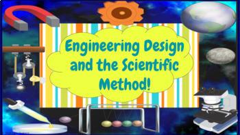 NATURE OF SCIENCE: Scientific Method and Engineering Design BUNDLE!