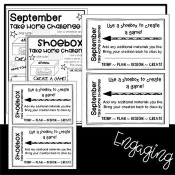 STEM September Take Home Challenge