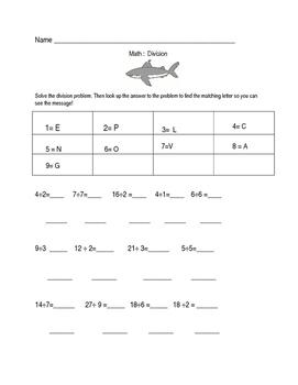 STEM Sharks Division