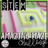 STEM Maze Challenges Back to School Activity