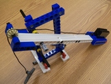 STEM: Simple Machines Inclined Plane Experiment Using Legos
