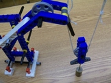 STEM: Simple Machines Pulleys Experiment Using Legos
