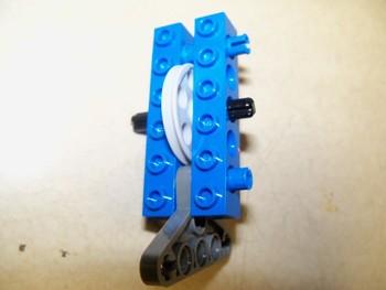 STEM: Simple Machines Pulleys Experiment Using Legos