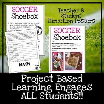 STEM Soccer Activities