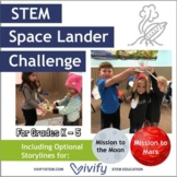 Elementary STEM Space Lander Challenge